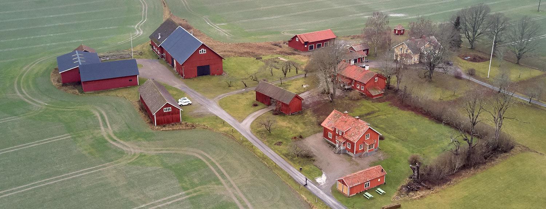 (Svenska) eneby gård ovan